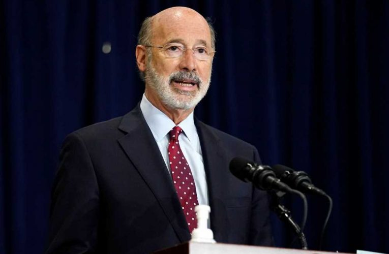 Pennsylvania Gov. Slams GOP's 'Shameful Power Grab' After Elected Official Blocked From Being Sworn In