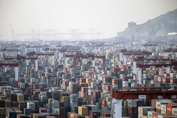 China's Trade Surplus Hits Record as Pandemic Fuels Exports