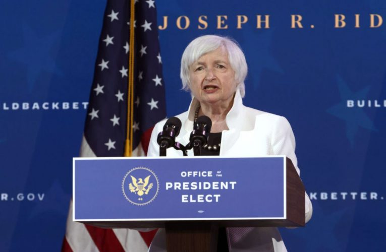 Yellen Steps Up, Unfinished Trade File, China's Dilemma: Eco Day