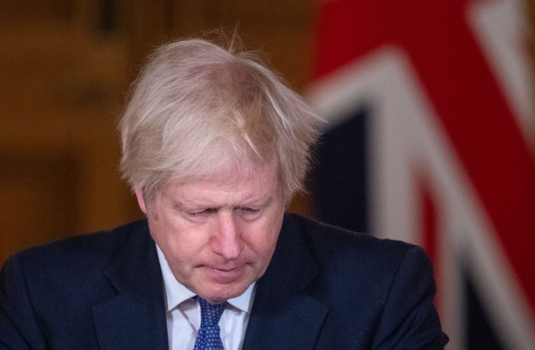Johnson Seeks to Stave Off U.K. Tory Rebels Over China's Uighurs