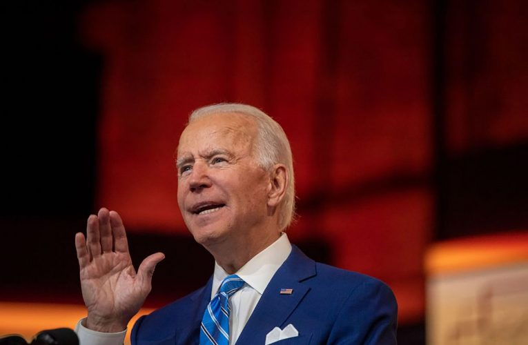 Biden's Strategy for a Predecessor Who Won't Go Away: Ignore Him