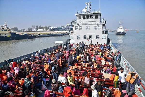 Bangladesh Sends More Rohingya to Island Despite Concerns