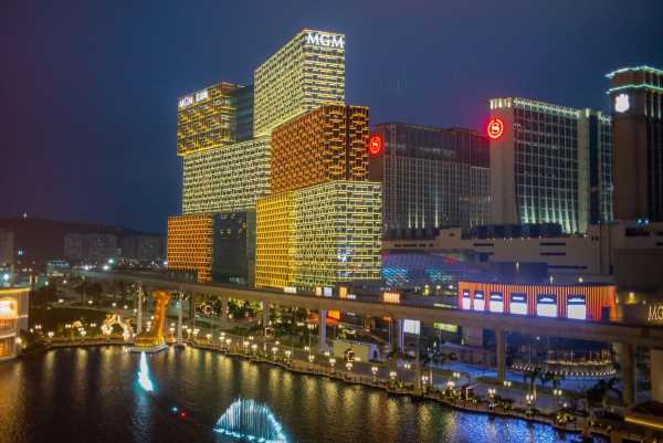 Macau Casinos End Their Worst Year With Little Sign of Recovery