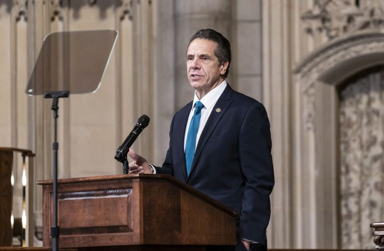Cuomo Seeks to Speed Up N.Y. Vaccine Doses as 54% Remain Unused