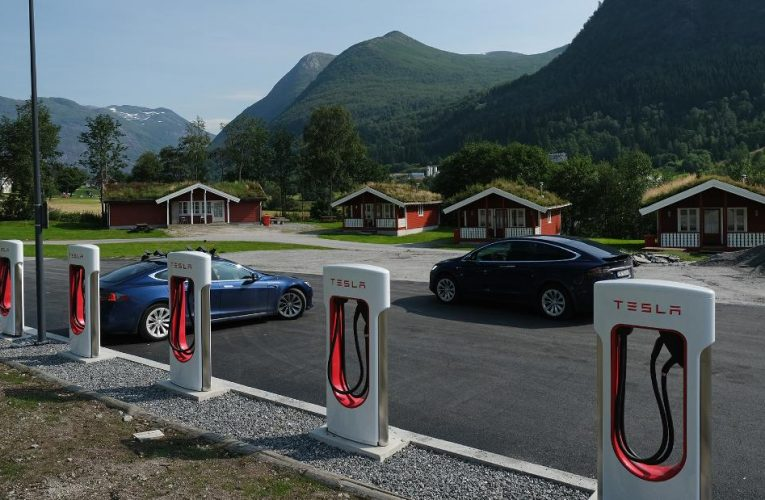 Demand for electric cars has grown slowly. But the tsunami is coming