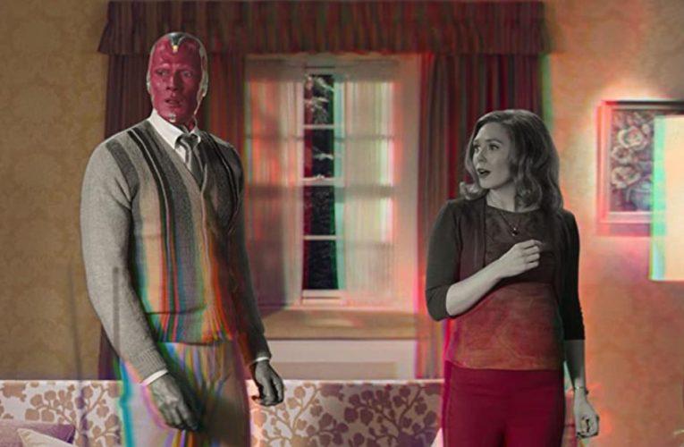 See the Marvel 'WandaVision' series trailer