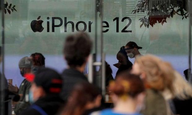 Apple records most profitable quarter ever as sales soar amid pandemic