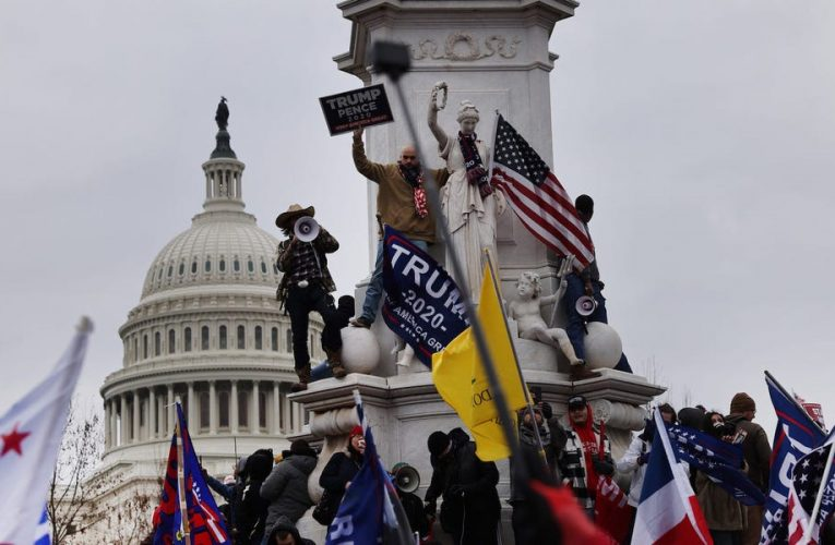 The attempted coup at the US Capitol is a warning: the future of global democracy is in danger