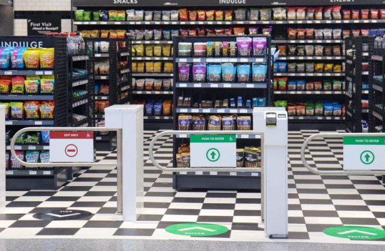 Amazon's autonomous checkout technology expands further into airport retail