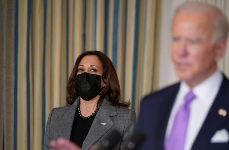Kamala Harris is the president-in-waiting. Here's how the VP is balancing building her own brand against serving as a loyal soldier on Team Biden.