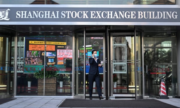 China's stock market closes at highest level since 2008 financial crisis