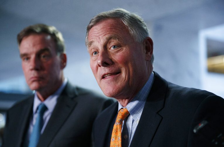 DOJ won't charge Sen. Burr over pre-pandemic stock trades