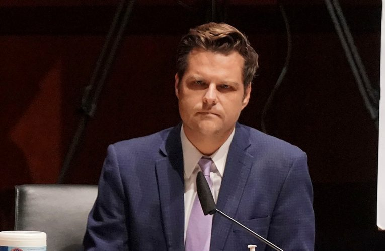 Gaetz traveling to Wyoming to take aim at Cheney amid uproar over her Trump impeachment vote