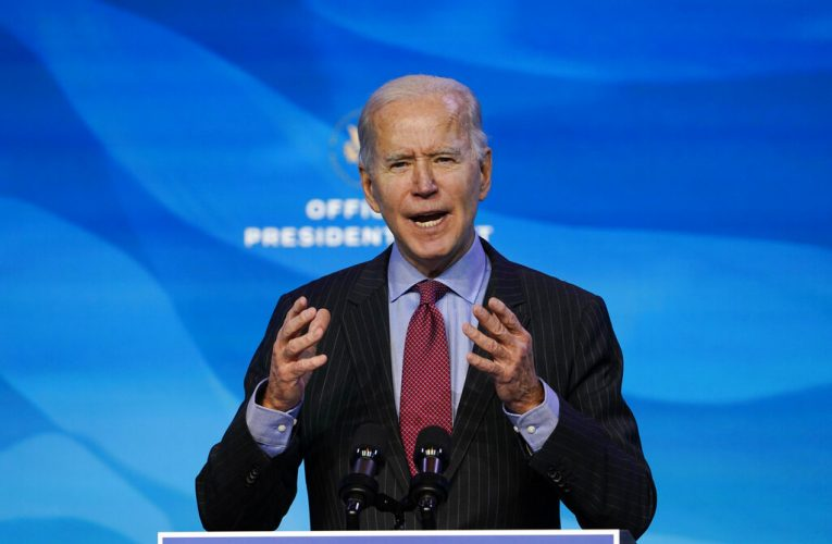 Biden says Trump's 'not fit to serve' as president but punts on calls for impeachment
