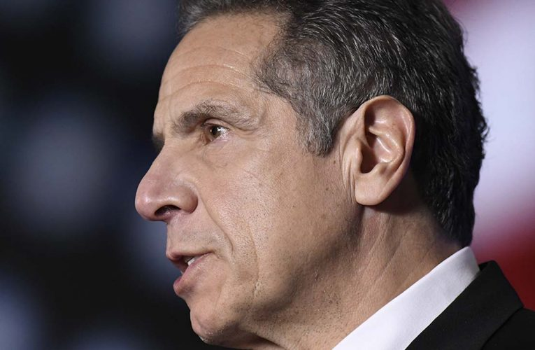NY Democratic Governor Cuomo says some COVID restrictions may be lifted imminently