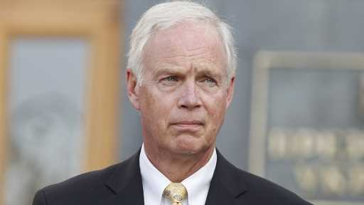 Sen. Ron Johnson, Chuck Todd spar over challenge to Electoral College vote