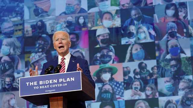 Biden shifts on vaccine under pressure from … the media