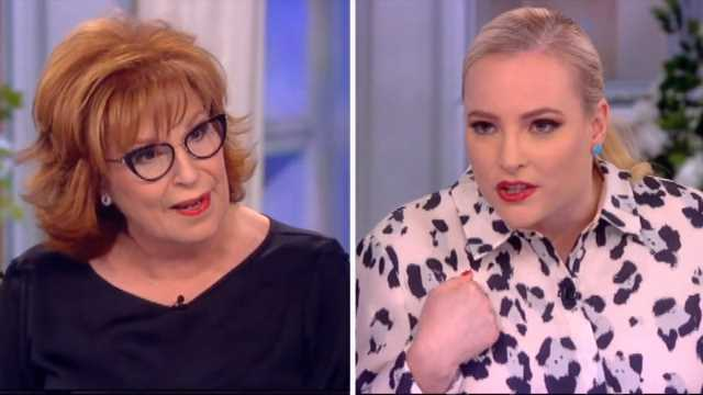 'The View' erupts when Joy Behar tells Meghan McCain she 'did not miss' her during maternity leave