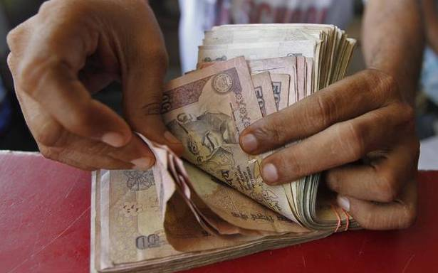 Rupee surges 21 paise to 72.90 against U.S. dollar in early trade