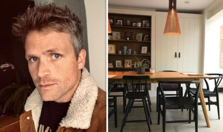 Ben Hillman home: Inside A Place in the Sun presenter's stunning, renovated home