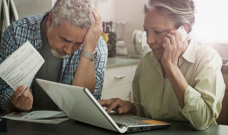 Pension: Over 50s worse off by £445 a month as job losses hit – but Britons can still act