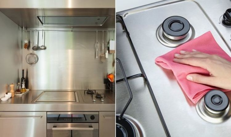 How to clean stainless steel – 5 hacks to keep appliances sparkling using household items