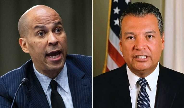 Cory Booker, Alex Padilla Make History With Senate Judiciary Committee Appointments