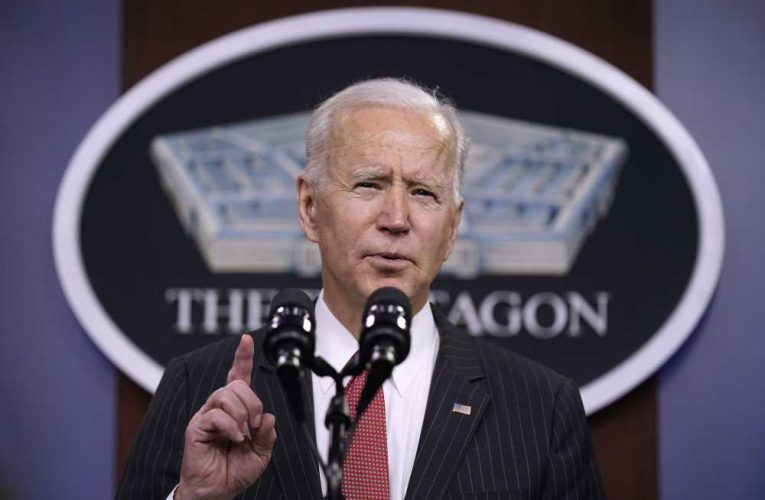Biden: 'No More American Taxpayer Dollars' Will Go Towards Trump's Wall