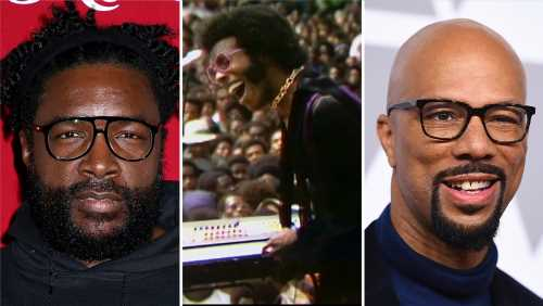 Hot Off Sundance Success, Questlove To Helm Sly Stone Doc; Common To EP