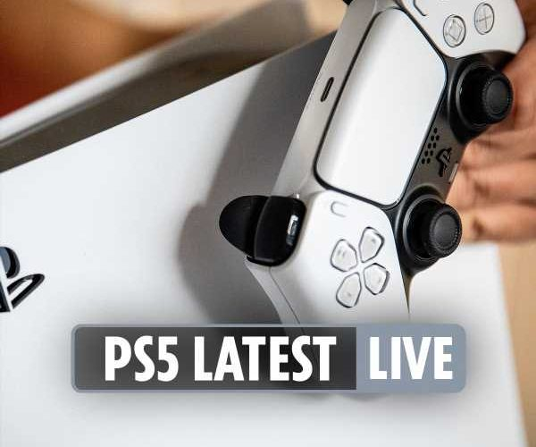 PS5 stock UK update – GAME 'SOLD OUT' in 2 hours & latest on Currys, Very, Argos and Amazon Playstation consoles