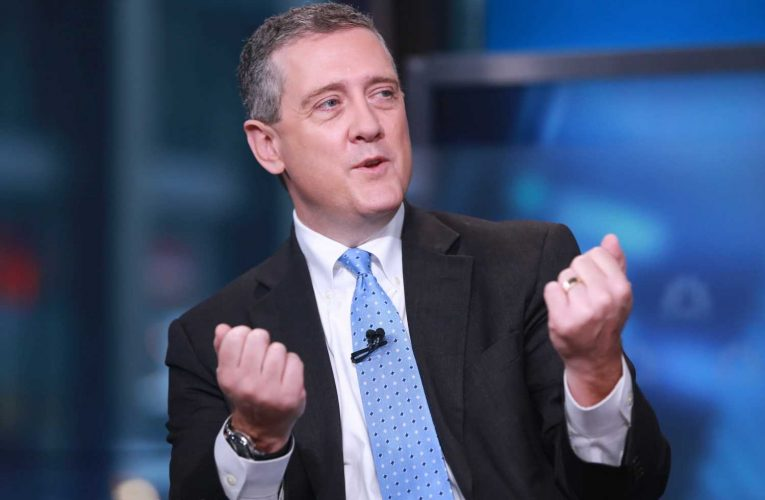 Bitcoin poses no threat to the dollar as the world's currency leader, Fed's Bullard says