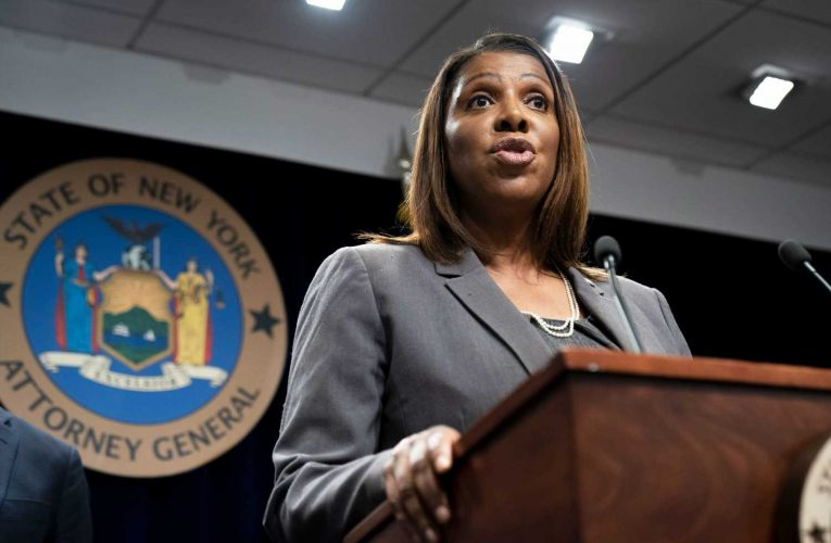 New York Attorney General Letitia James says Trump Supreme Court ruling won't affect her tax probe
