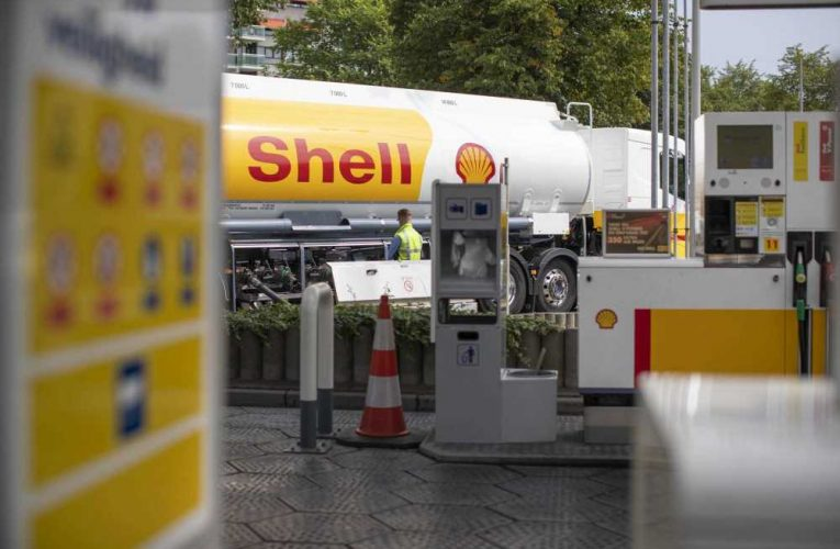 Oil giant Shell says its carbon emissions and oil production have peaked