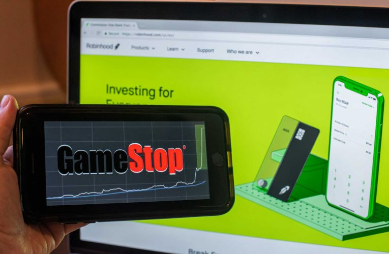 The endgame may be near for the GameStop squeeze trade as enthusiasm and volume wanes