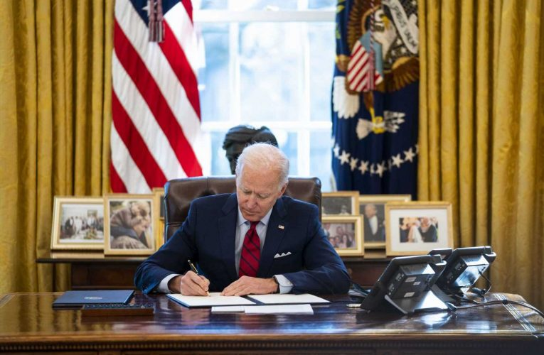 Biden signs order to reopen Obamacare in 2 weeks—here's what you need to know