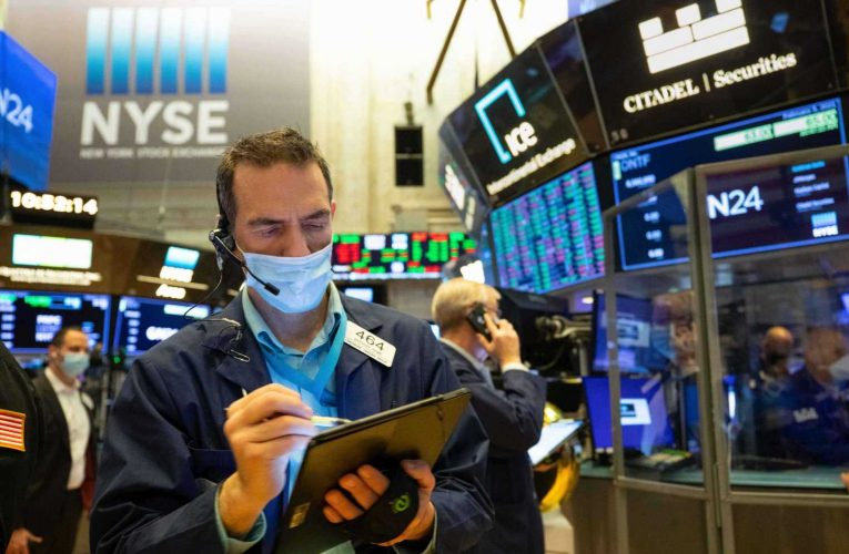 Stock futures are flat in overnight trading after S&P 500 ekes out record close