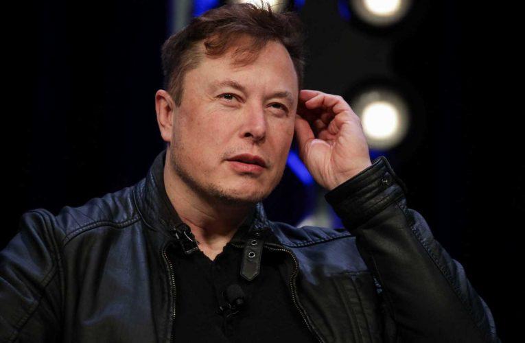 Elon Musk says bitcoin seems high after surpassing $1 trillion market cap