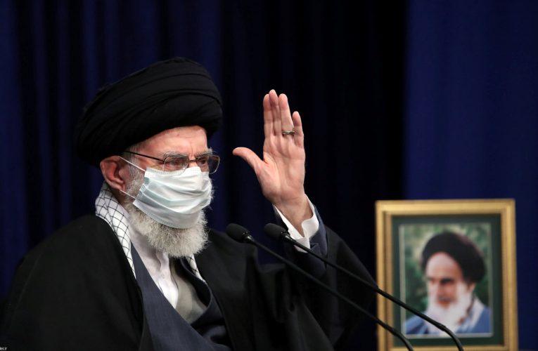 Khamenei says Iran may enrich uranium to 60% purity if needed