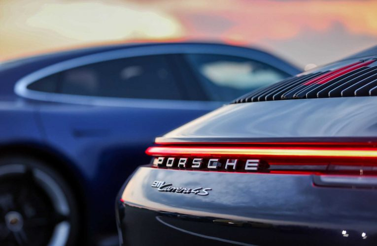 Porsche CEO warns 'very serious' global chip shortage could affect operations for months