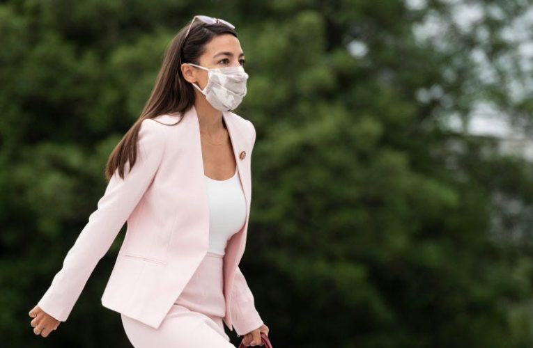 Alexandria Ocasio-Cortez describes taking shelter during the Capitol siege: 'I thought I was going to die'