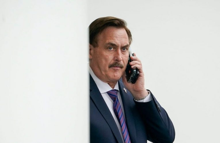 MyPillow's Mike Lindell is 'begging to be sued,' Dominion Voting Systems said