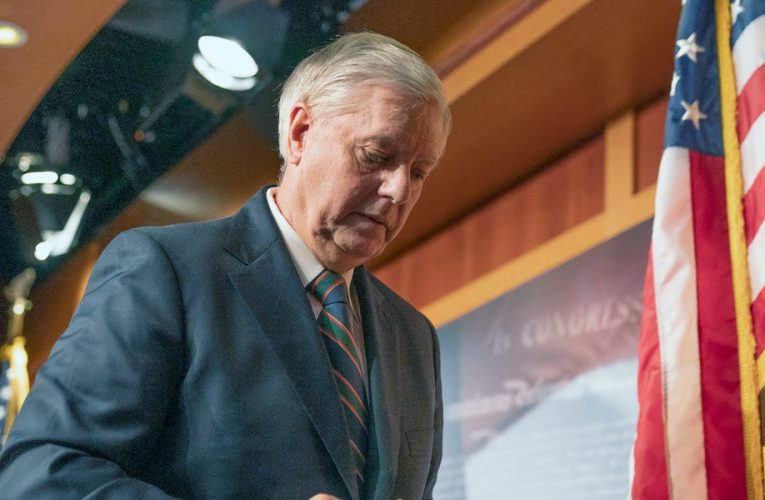 Lindsey Graham says he'll try to convince Trump to help the GOP secure the House and Senate in 2022