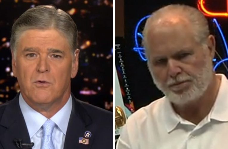 Rush Limbaugh remembered by Sean Hannity, 'Fox & Friends' hosts: Legend in 'crosshairs' of cancel culture