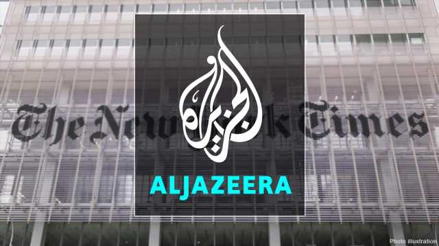 New York Times strikes deal to license content to Al Jazeera, a registered foreign agent