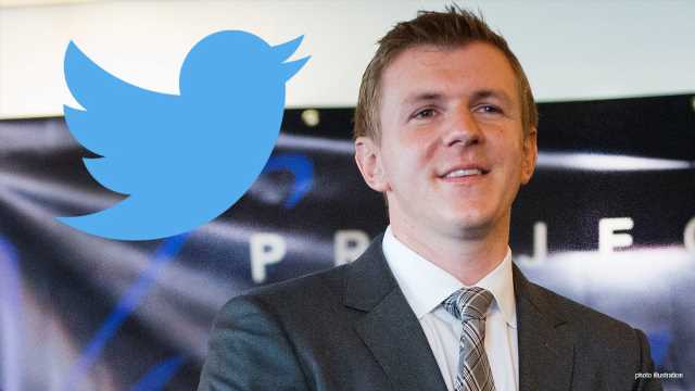 Twitter says it permanently suspended Project Veritas, locked founder James O'Keefe out of his account