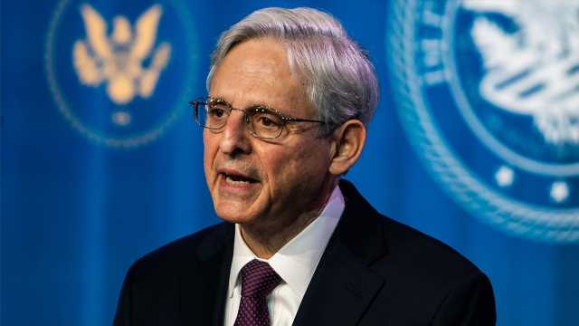Bipartisan group of former judges back Merrick Garland confirmation as attorney general