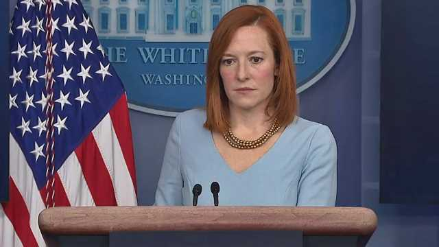 Psaki doubles down on White House goal of more than 50% in-person school 1 day a week