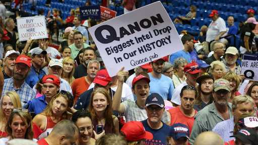 Study on QAnon shows high volume of conspiracy spread came from small number of YouTube channels