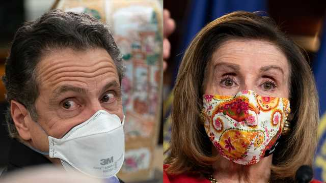 Pelosi issues 'rare rebuke' after Cuomo claims feds trying to shortchange NY in coronavirus bill: reports