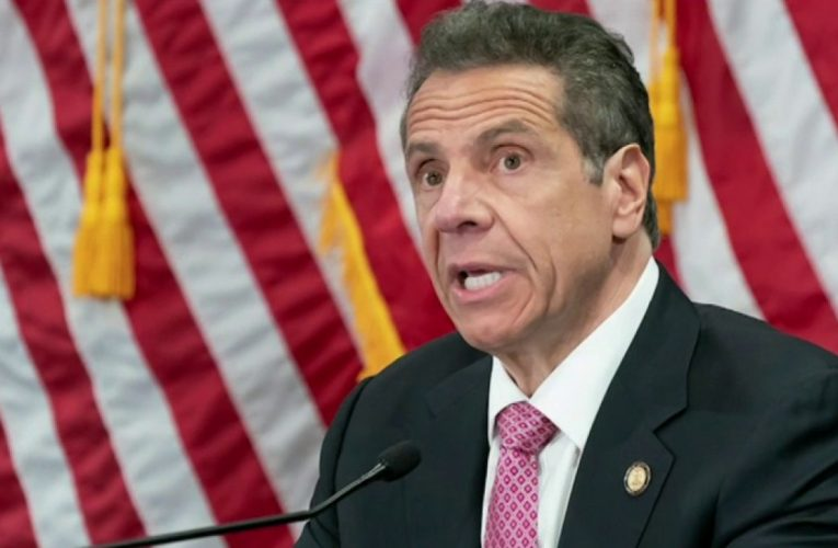 NYC council member calls on Cuomo to 'think about stepping aside' amid latest COVID controversy